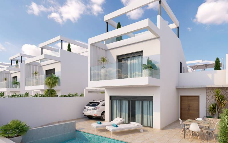 Villa - New Build - San Javier - Roda