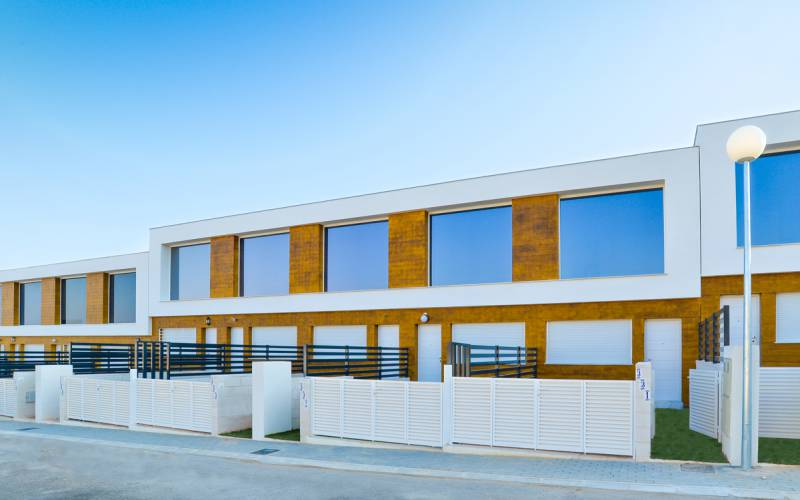 Town house - New Build - Santa Pola - Gran Alacant