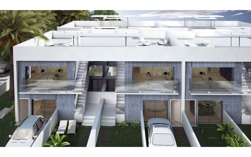 Penthouse - New Build - Santa Pola - Gran Alacant