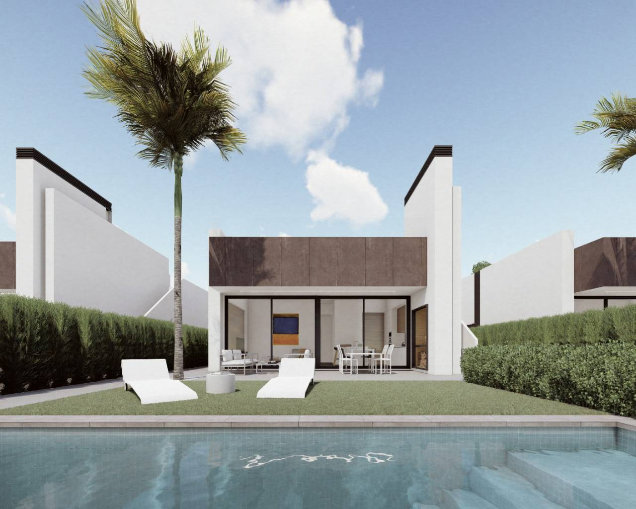 New Build - Villa - Sucina