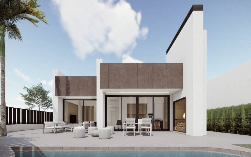 Villa - New Build - Sucina - Sucina