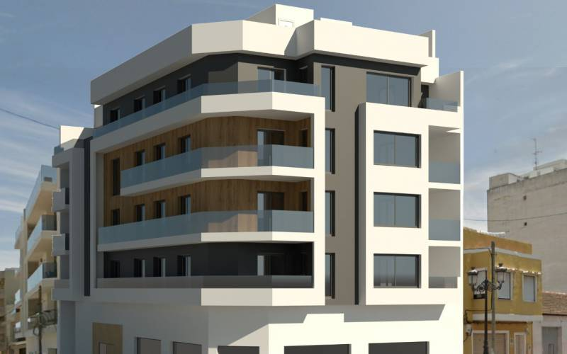 Apartment - New Build - Guardamar del Segura - Centro
