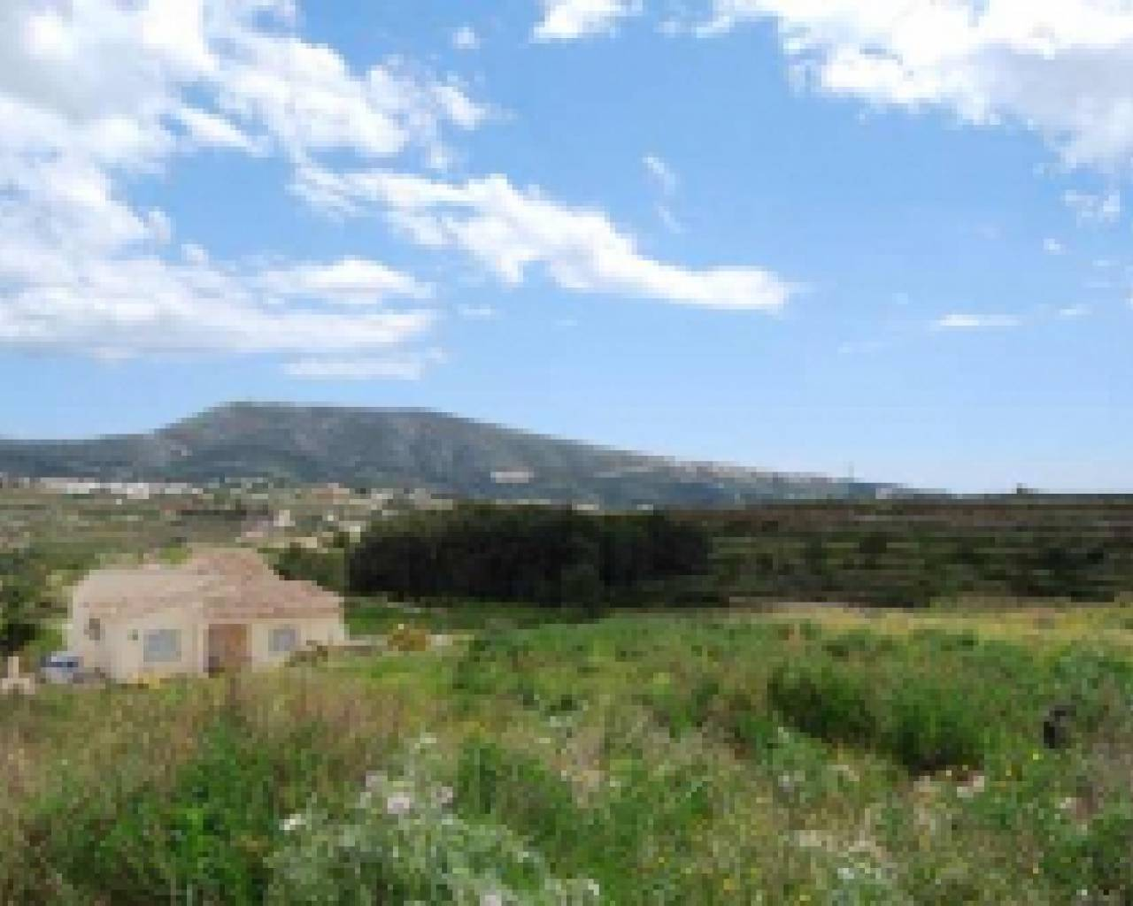 Sale - Plot of Land - Benitachell - Los Molinos