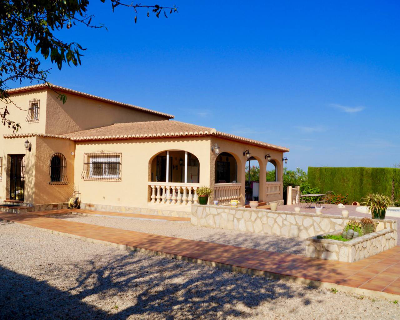 Sale - Country House / Finca - Benidoleig