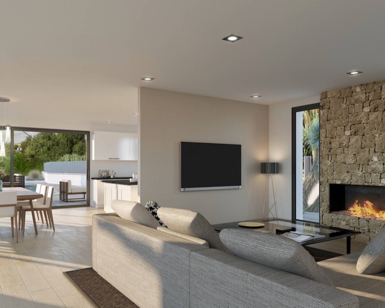 New Build - Villa - Moraira - La Cometa