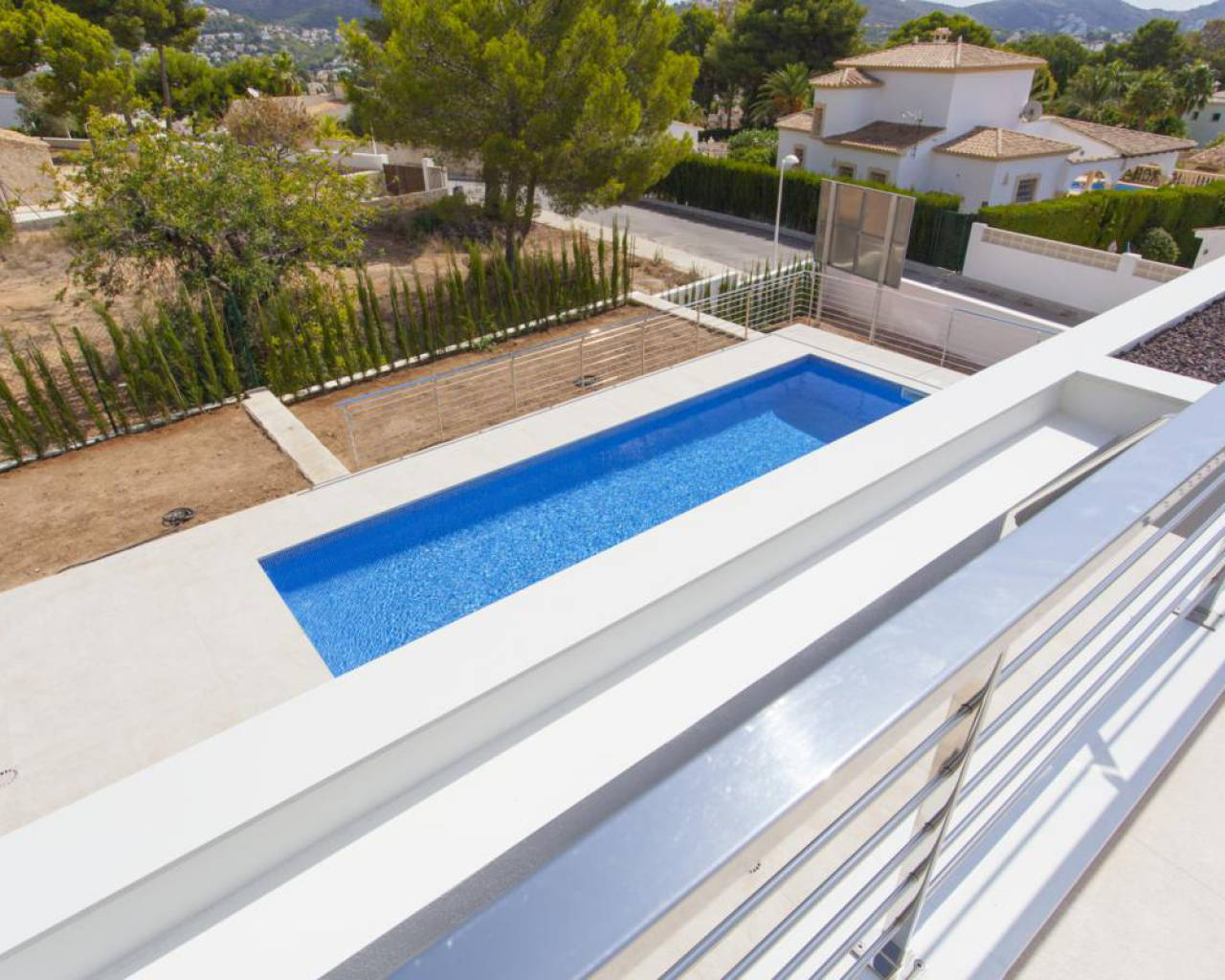 New Build - Villa - Moraira - La Camarrocha
