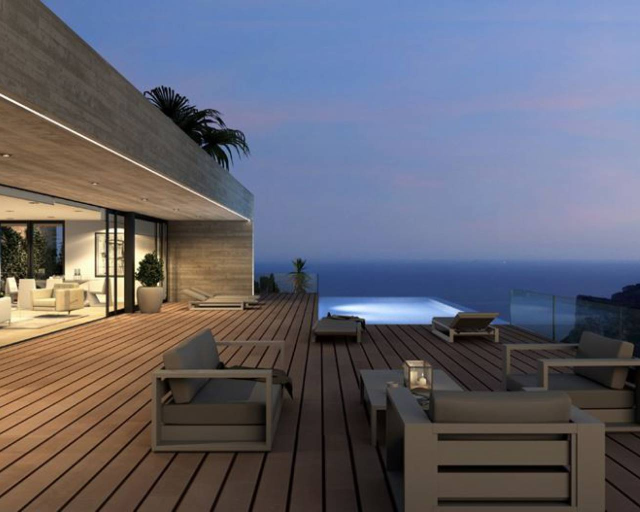 New Build - Villa - Benitachell - La Cumbre del Sol