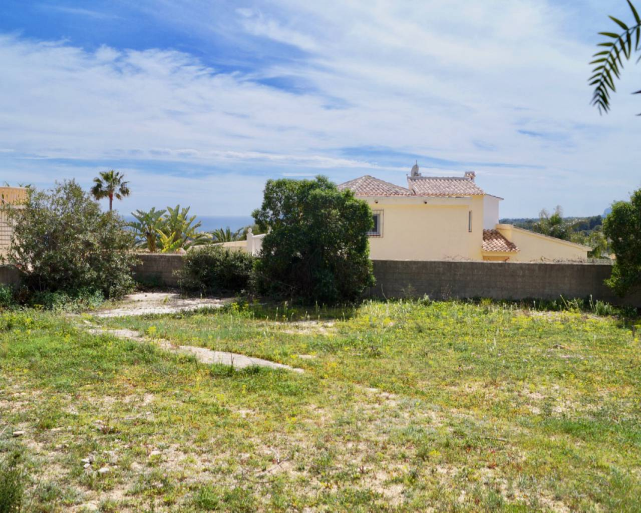 Sale - Plot of Land - Benissa