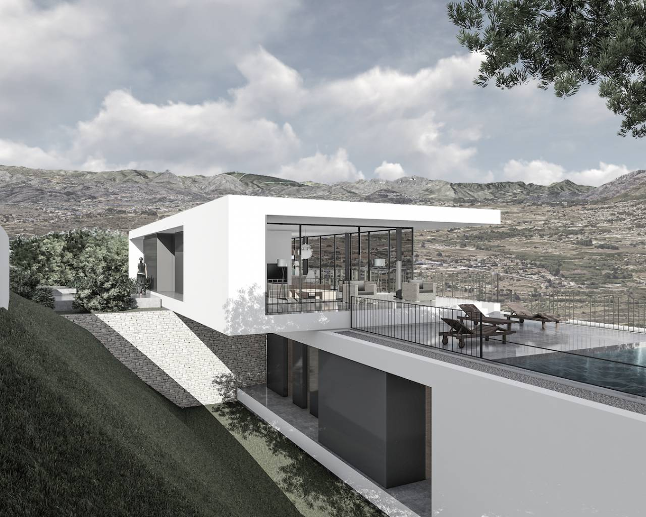 New Build - Villa - Javea - Montgo
