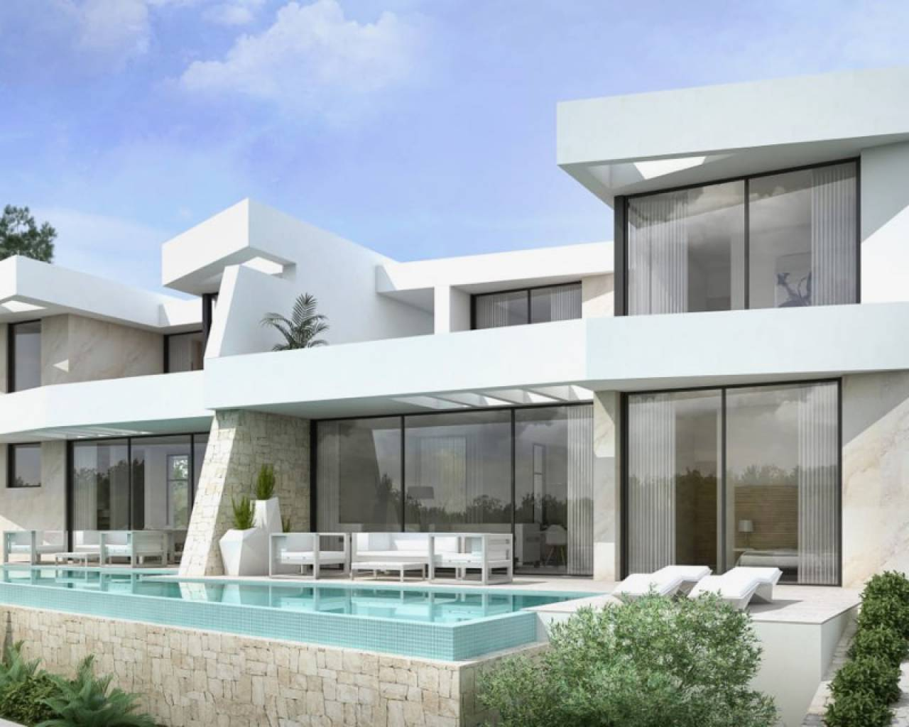 New Build - Villa - Moraira - Costera del Mar
