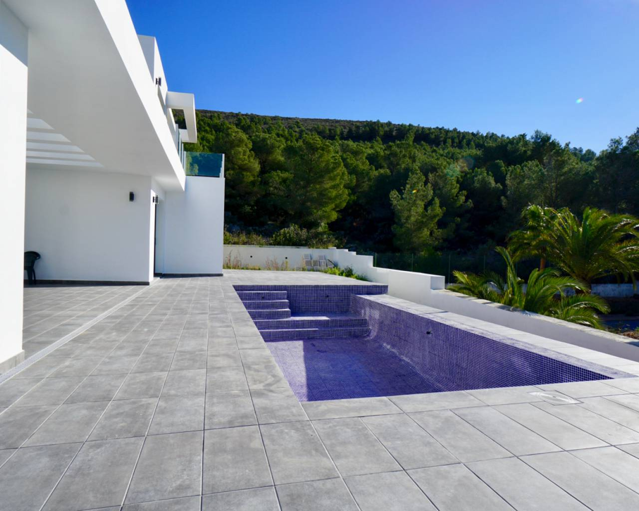 New Build - Villa - Moraira - Verde Pino