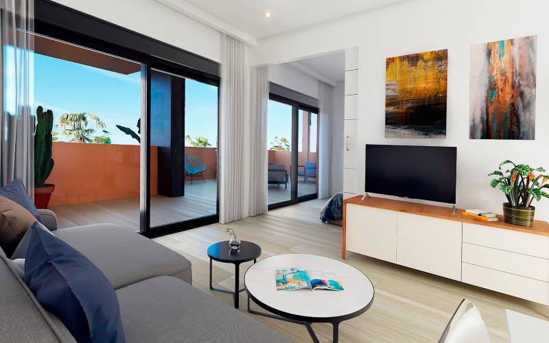 Apartment - New Build - Orihuela-Costa - Villamartin