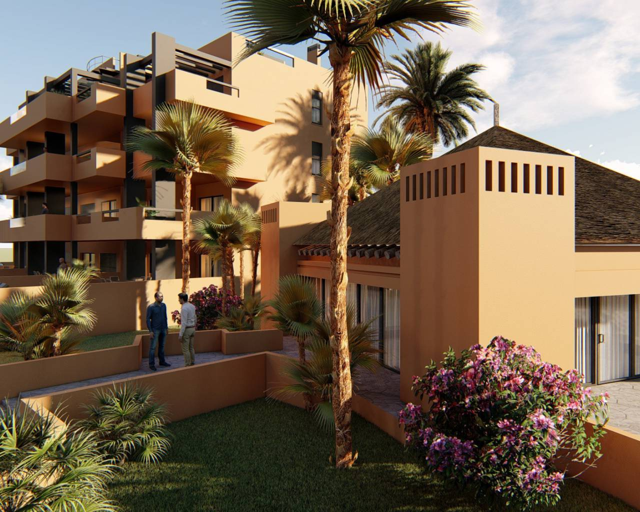New Build - Appartement - Orihuela-Costa - Villamartin