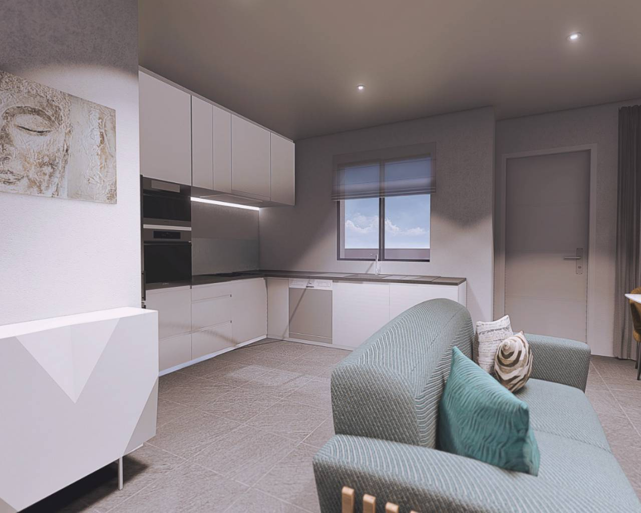 New Build - Townhouse - San Pedro del Pinatar  - San Pedro del Pinatar