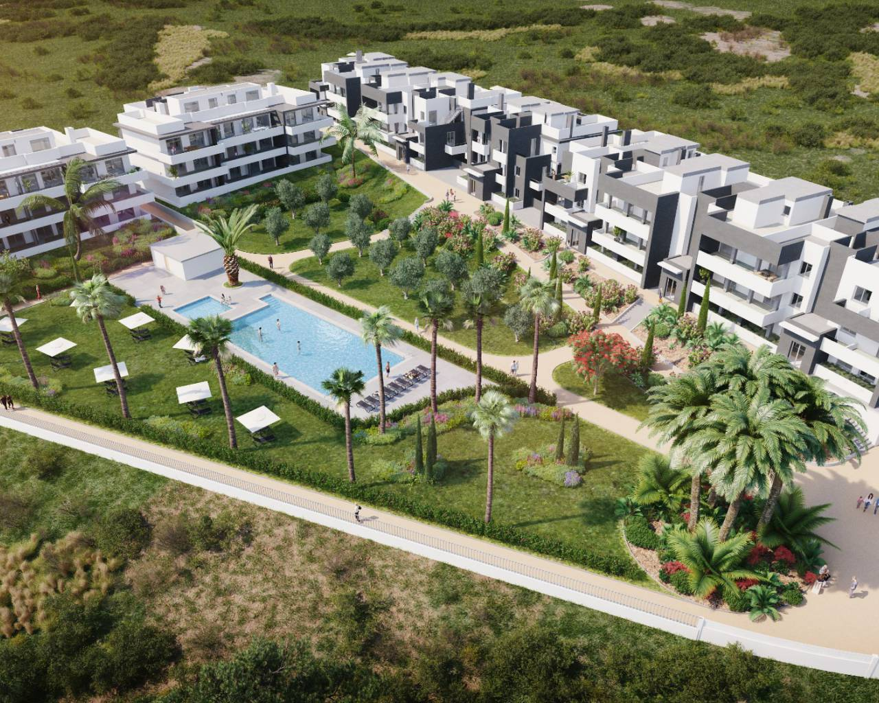 New Build - Appartement - Estepona