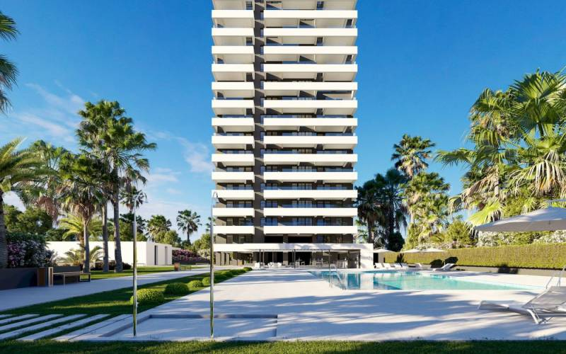 Appartement - New Build - Calpe - Calpe