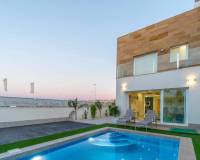 New Build - Villa / Semi detached - Lo Pagan