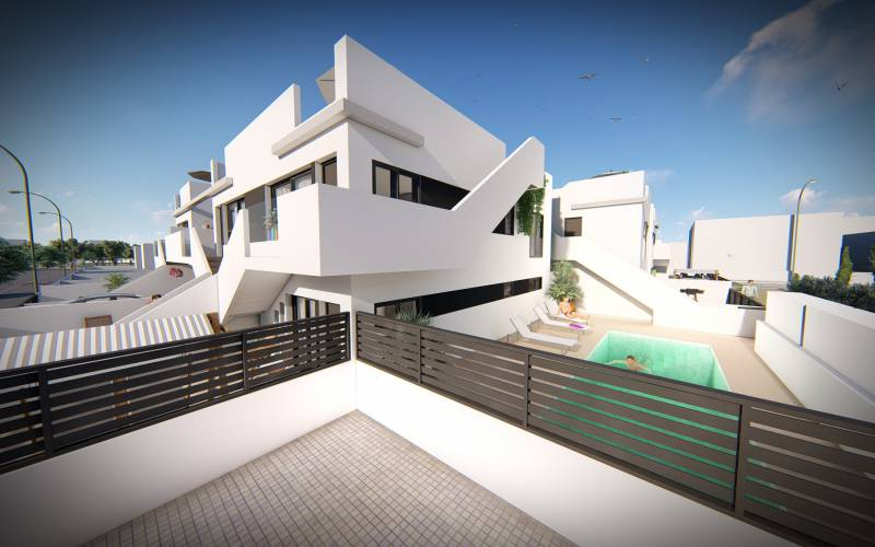Bungalow - New Build - San Pedro del Pinatar - Lo Pagan