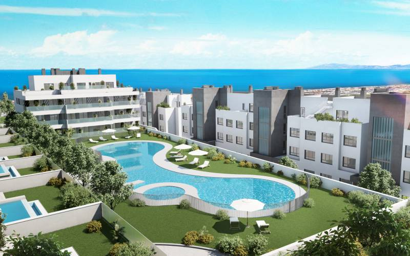 Appartement - New Build - Mijas Costa - Mijas Costa