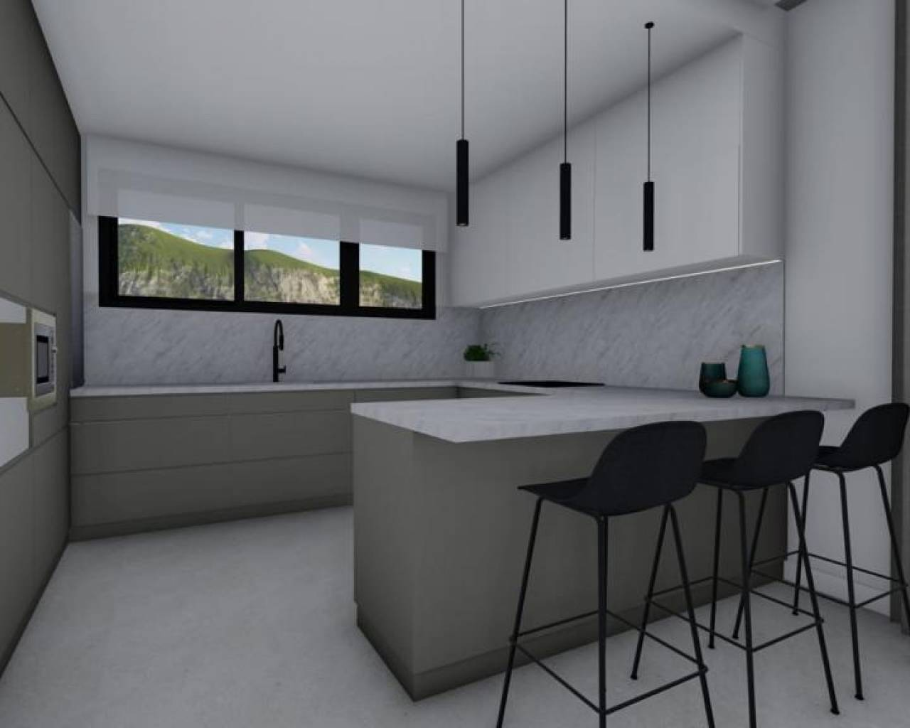New Build - Villa - Finestrat