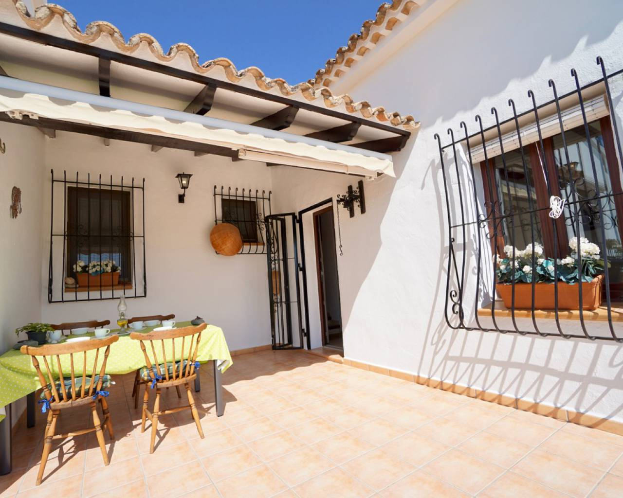 Sale - Townhouse / Terraced House - Benitachell - Moraira Alcasar