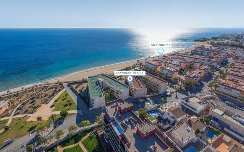 Apartment - Sale - Orihuela-Costa - Mil Palmeras