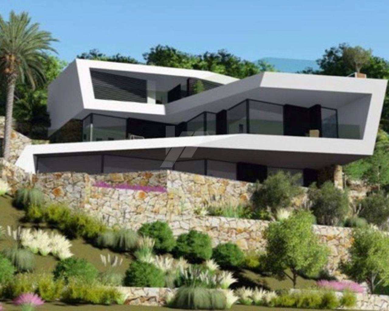 New Build - Villa - Benissa - Racó de Galena
