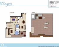 New Build - Penthouse - Rojales - Dona Pepa