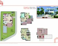New Build - Villa - Rojales - Dona Pepa